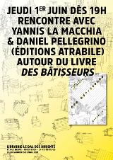 Rencontre avec Yannis La Macchia et Daniel Pellegrino