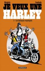 Frank Margerin en dédicace vendredi 30 Juin pour « Je veux une Harley » tome 5 - Matière Grise
