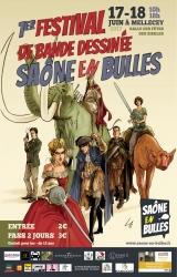 1er festival de BD - Saône en bulles