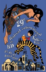 29e festival BD de Sollies-Ville
