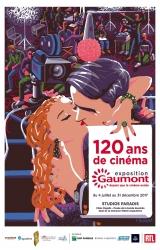 120 ans de cinéma, Gaumont depuis que le cinéma existe