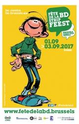 8e Fête de la BD à Bruxelles