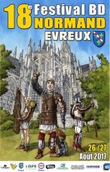 18 festival de la BD d'Evreux