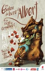 6ème Salon du livre d'Albert et du Pays du Coquelicot