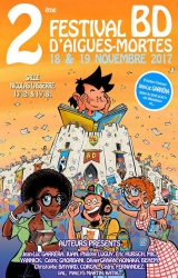 2e festival BD d'Aigues-Mortes