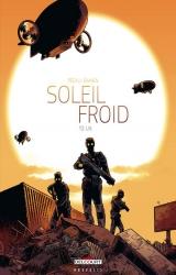 Dédicace de Soleil Froid de Damien