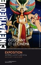 Exposition Goscinny et le Cinéma...