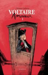 Dédicace Clément Oubrerie pour Voltaire Amoureux