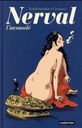 Daniel Casanave en dédicace vendredi 17 novembre pour « Nerval L'inconsolé »  - Librairie Matière Gr
