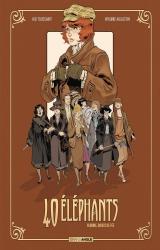 Virginie Augustin en dédicace jeudi 23 novembre pour « 40 éléphants »  - Librairie Matière Grise