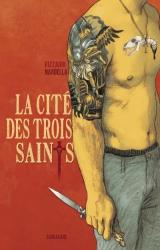 Vincenzo Bizzarri en dédicace dimanche 12 novembre pour « La Cité des Trois Saints »  - Librairie Ma