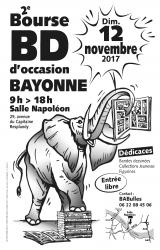 2eme Bourse BD à Bayonne