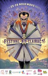 Festival BD 2017 de Clairac