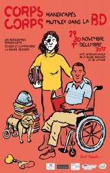 Corps handicapés, corps mutilés dans la bande dessinée.