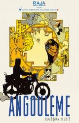 45e festival BD d'Angoulême