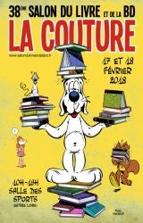 38e salon du livre et de la BD La Couture