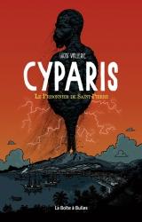 Dédicace de Lucas Vallerie pour Cyparis