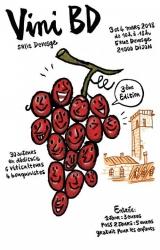 3e édition du Festival Vini BD