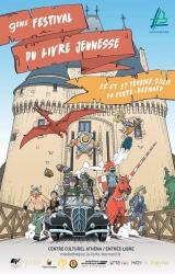 9e Festival du livre jeunesse de La Ferté Bernard