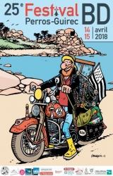 25e festival BD de Perros-Guirrec