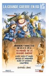 Festival LA GRANDE GUERRE EN BD