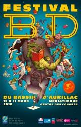 5e festival BD du Bassin d'Aurillac