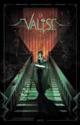 Dédicace de l'album La Valise