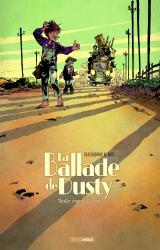 Gilles Aris en dédicace vendredi 13 avril pour « La ballade de Dusty »  - Librairie Matière Grise