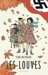 Flore Balthazar en dédicace samedi 28 avril de 14h30 à 19h pour « Les Louves » - Librairie Legend BD