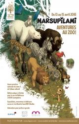 Marsupilami : Aventures au Zoo !