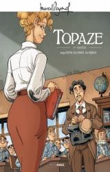 Dédicace d'Eric HÜBSCH pour l'album Topaze