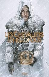 Jérémy dédicace Les Chevaliers d'Héliopolis