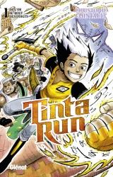 Dédicace de Christophe Cointault pour Tinta Run !