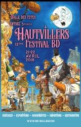 12e Festival BD d'Hautevilliers