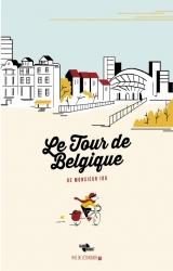 Monsieur Iou en dédicace samedi 14 avril de 15h à 19h pour  « Le tour de Belgique DE MONSIEUR IOU »