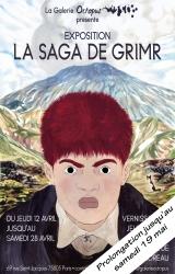 Exposition La saga de Grimr