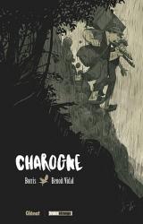Borris dédicacera Charogne
