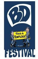 Festival BD Wallonie à Temploux !