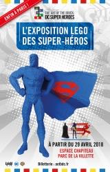 Les super-héros en Lego