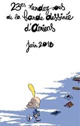 Tchô, Zidrou, Bajram : toutes les expos BD d'Amiens