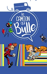 Le Camion qui bulle à Royan (Guillaume Bouzard) !