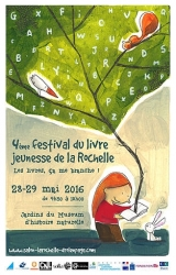 4ème Festival du livre jeunesse de La Rochelle - 2016