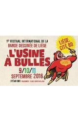 1ère édition du Festival de l'Usine à Bulles