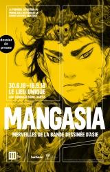 Exposition Mangasia, merveilles de la BD d'Asie