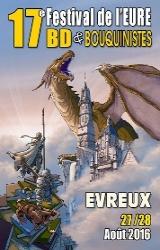 17ème édition du Festival du livre et de la BD de l'Eure