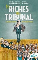 Dédicace sur Les Riches au Tribunal