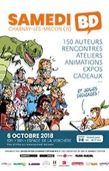 Samedi BD à Charnay-lès-Mâcon