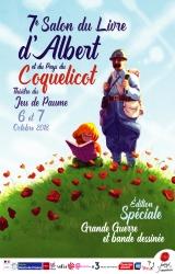 7ème Salon du Livre d'Albert et du Pays du Coquelicot