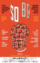 SoBD 2018; salon de la bande dessinée au coeur de paris