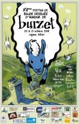 XVème Festival de bande dessinée humoristique de Burzet